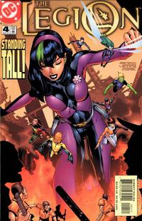 Cover Thumbnail for The Legion (DC, 2001 series) #4