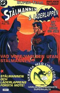 Cover Thumbnail for Super-Team (Epix, 1992 series) #1/1992