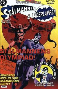 Cover Thumbnail for Super-Team (Epix, 1992 series) #2/1992