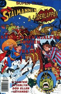 Cover Thumbnail for Super-Team (Epix, 1992 series) #5/1992