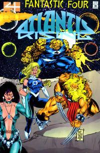 Cover Thumbnail for Fantastic Four: Atlantis Rising (Marvel, 1995 series) #2