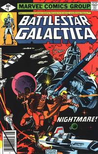 Cover Thumbnail for Battlestar Galactica (Marvel, 1979 series) #6 [Direct Edition]