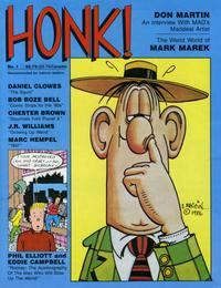 Cover Thumbnail for Honk! (Fantagraphics, 1986 series) #1