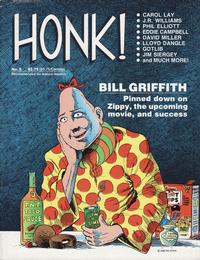 Cover Thumbnail for Honk! (Fantagraphics, 1986 series) #5