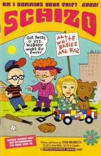 Cover Thumbnail for Schizo (Fantagraphics, 1995 series) #3