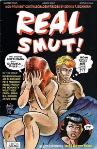 Cover Thumbnail for Real Smut (Fantagraphics, 1992 series) #4