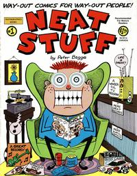 Cover Thumbnail for Neat Stuff (Fantagraphics, 1985 series) #1
