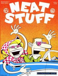 Cover Thumbnail for Neat Stuff (Fantagraphics, 1985 series) #8