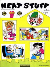 Cover Thumbnail for Neat Stuff (Fantagraphics, 1985 series) #12