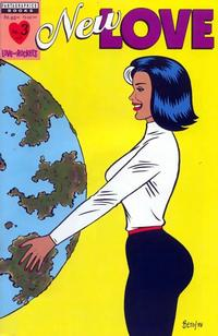 Cover Thumbnail for New Love (Fantagraphics, 1996 series) #3