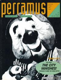 Cover Thumbnail for Perramus: Escape from the Past (Fantagraphics, 1991 series) #3