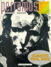 Cover Thumbnail for Perramus: Escape from the Past (Fantagraphics, 1991 series) #4