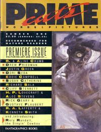 Cover Thumbnail for Prime Cuts (Fantagraphics, 1986 series) #1