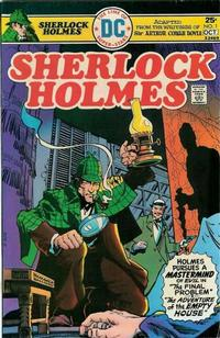 Cover Thumbnail for Sherlock Holmes (DC, 1975 series) #1