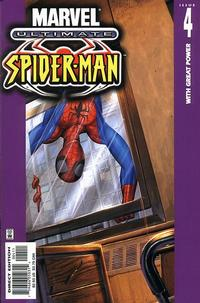 Cover Thumbnail for Ultimate Spider-Man (Marvel, 2000 series) #4