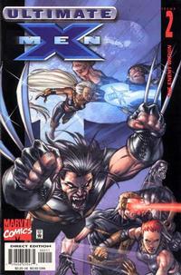Cover Thumbnail for Ultimate X-Men (Marvel, 2001 series) #2