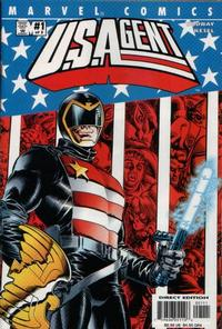 Cover Thumbnail for USAgent (Marvel, 2001 series) #1