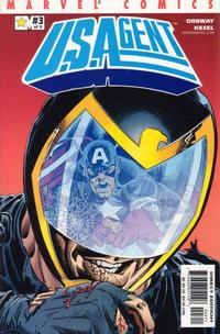 Cover Thumbnail for USAgent (Marvel, 2001 series) #3