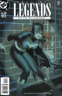 Cover Thumbnail for Legends of the DC Universe (DC, 1998 series) #10