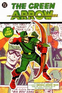 Cover Thumbnail for The Green Arrow by Jack Kirby (DC, 2001 series)