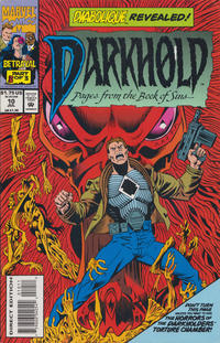Cover Thumbnail for Darkhold: Pages from the Book of Sins (Marvel, 1992 series) #10