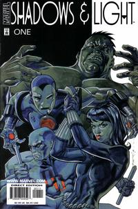 Cover Thumbnail for Shadows & Light (Marvel, 1998 series) #1