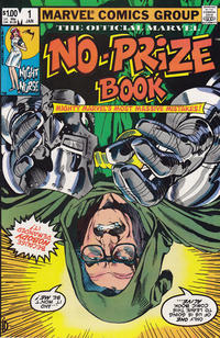 Cover Thumbnail for The Marvel No-Prize Book (Marvel, 1983 series) #1