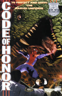 Cover Thumbnail for Code of Honor (Marvel, 1997 series) #1