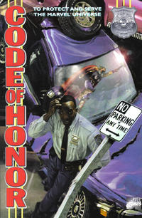 Cover Thumbnail for Code of Honor (Marvel, 1997 series) #3