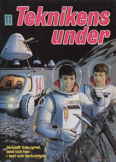 Cover for Teknikens under (Semic, 1976 series) #11