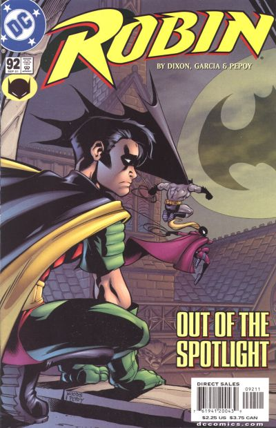 Cover for Robin (DC, 1993 series) #92