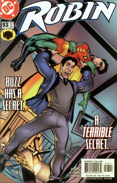 Cover for Robin (DC, 1993 series) #93