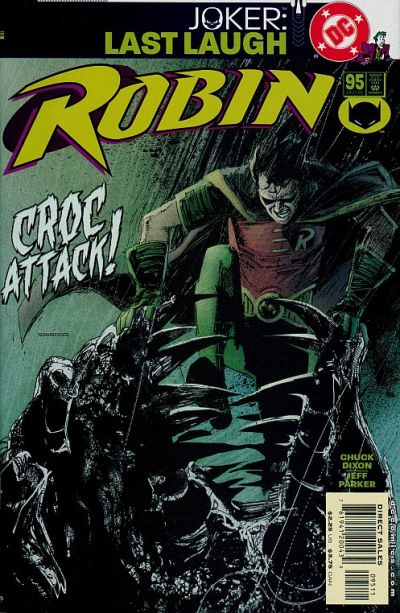 Cover for Robin (DC, 1993 series) #95