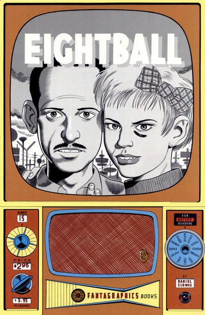 Cover for Eightball (Fantagraphics, 1989 series) #15