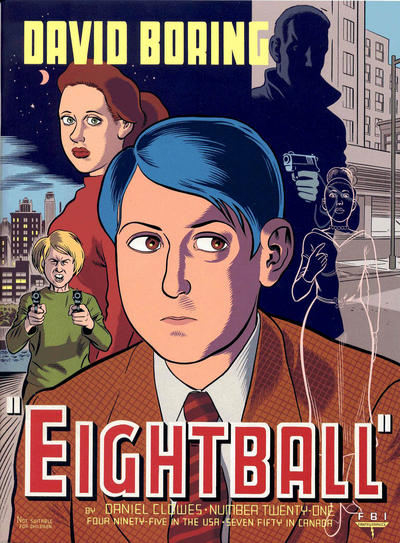 Cover for Eightball (Fantagraphics, 1989 series) #21