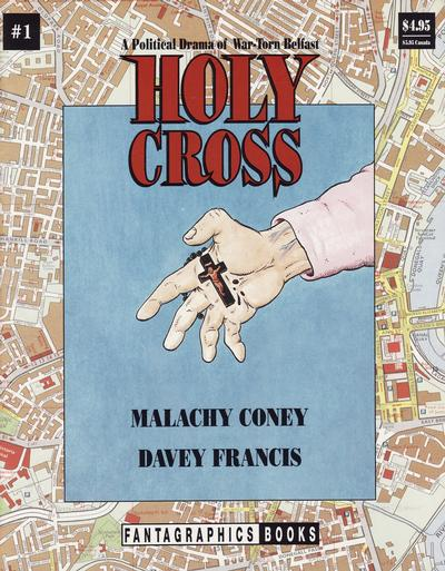 Cover for Holy Cross (Fantagraphics, 1993 series) #1