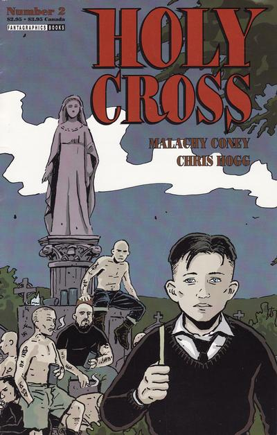 Cover for Holy Cross (Fantagraphics, 1993 series) #2