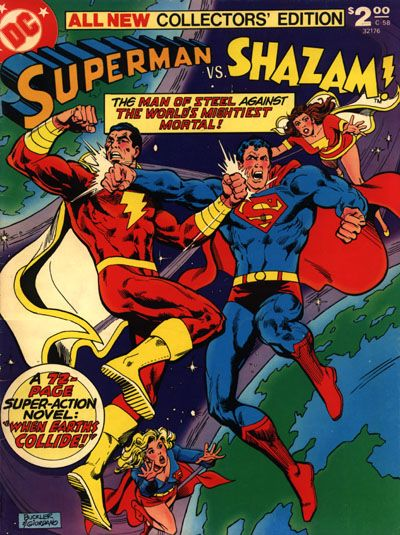Cover for All-New Collectors' Edition (DC, 1978 series) #C-58