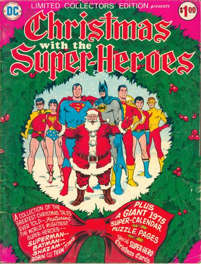 Cover for Limited Collectors' Edition (DC, 1972 series) #C-34