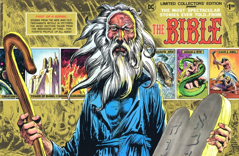 Cover for Limited Collectors' Edition (DC, 1972 series) #C-36