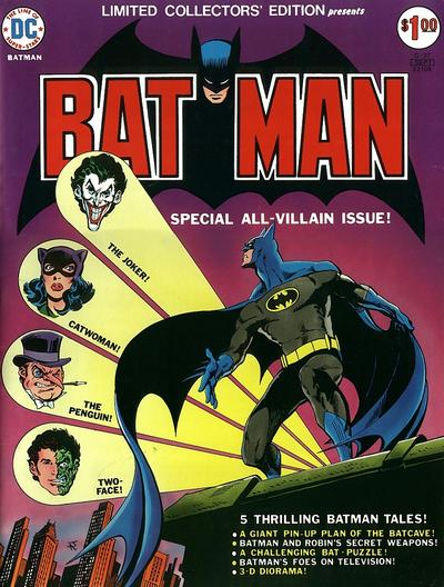 Cover for Limited Collectors' Edition (DC, 1972 series) #C-37