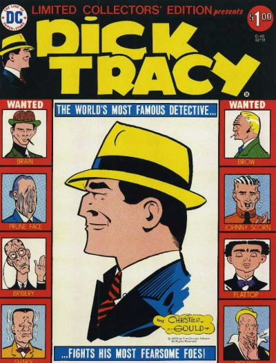 Cover for Limited Collectors' Edition (DC, 1972 series) #C-40
