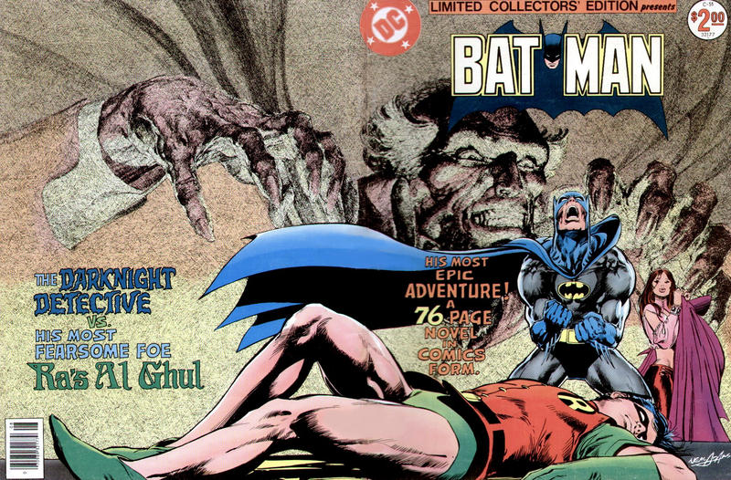 Cover for Limited Collectors' Edition (DC, 1972 series) #C-51
