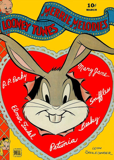 Cover for Looney Tunes and Merrie Melodies Comics (Dell, 1941 series) #29