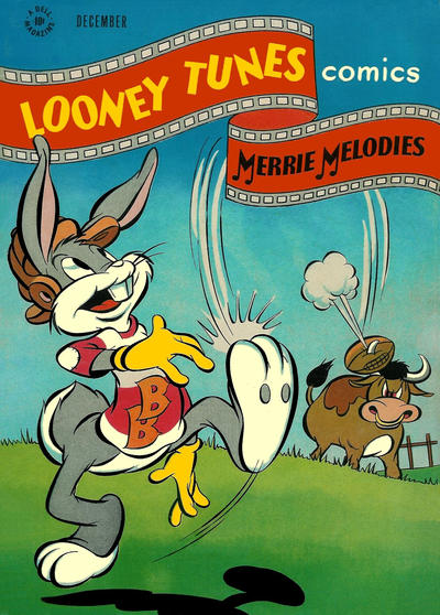 Cover for Looney Tunes and Merrie Melodies Comics (Dell, 1941 series) #62