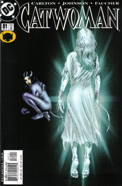 Cover for Catwoman (DC, 1993 series) #81