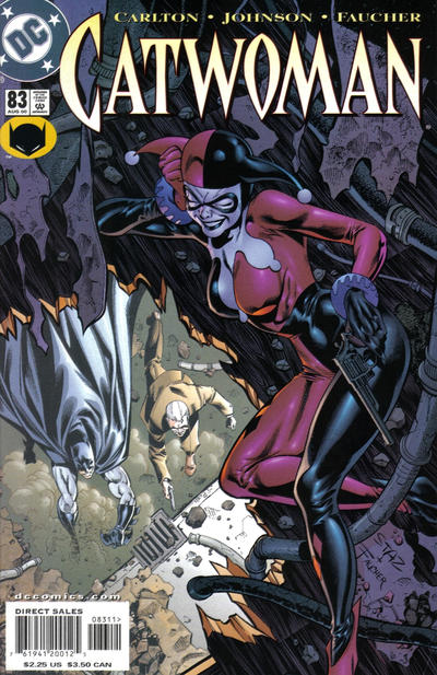 Cover for Catwoman (DC, 1993 series) #83