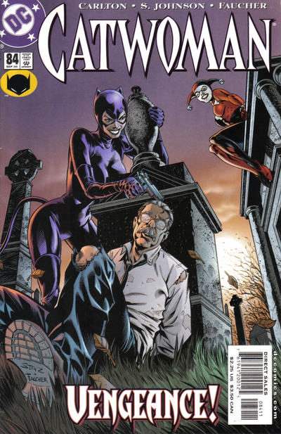 Cover for Catwoman (DC, 1993 series) #84