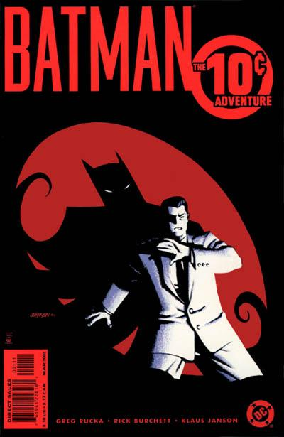 Cover for Batman: The 10-Cent Adventure (DC, 2002 series)