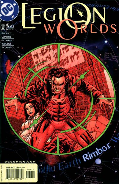 Cover for Legion Worlds (DC, 2001 series) #6